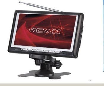 Tv Mobil Portable Lcd 7 5 Inch tm 7100 7 inch portable sd usb lcd car tv buy 7 inch