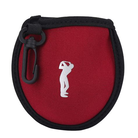 Accessory Of The Week The Bag 4 by Durable Neoprene Golf Bag Holder Golf Accessory Pouch