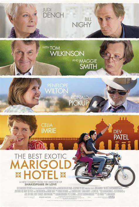 the best marigold hotel the best marigold hotel 2011 filmaffinity