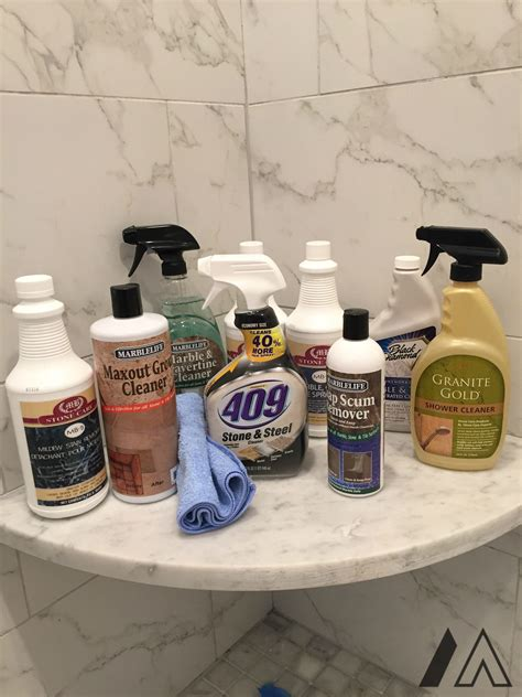 marble bathroom cleaner ultimate buyers guide to the best marble shower cleaner