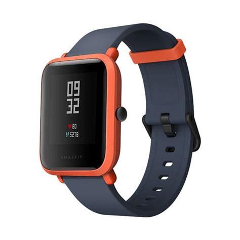 Xiaomi Amazfit Bip Smartwatch xiaomi huami amazfit bip smart orange