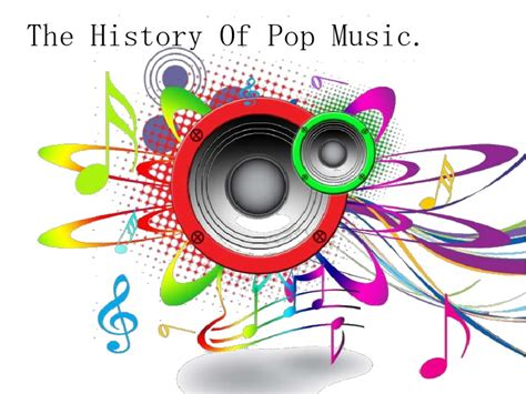 pop is the history of pop