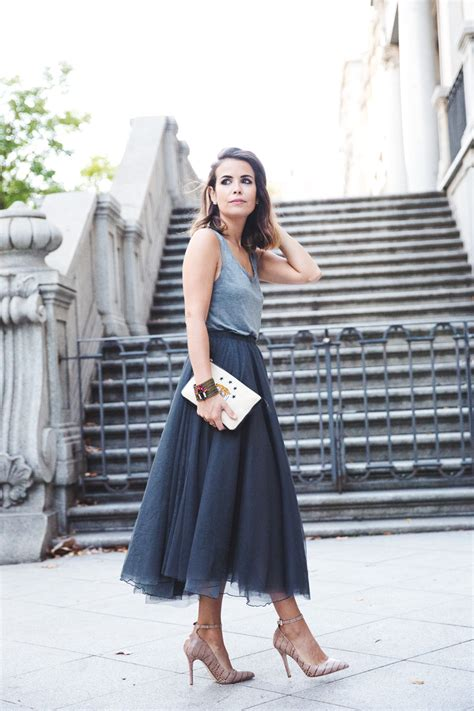 Fashions To Come by 6 Fabulous Tips On Wearing Tulle Skirt This Season Aelida