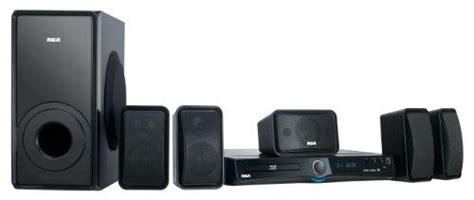 rca rtb1100 home theater system speaker system
