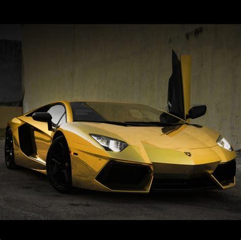 Gold Plated Lamborghini Aventador Gold Plated Lamborghini Aventador Whips