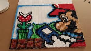 Attrayant Repasser Sur Une Table #8: Mario-Perles-Hama-Etape2-1024x576.jpg