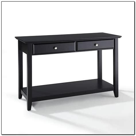 black sofa table with drawers black sofa table with drawers sofa home design ideas