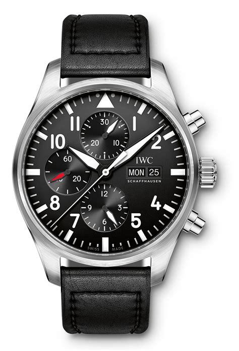 Iwc Scaffhausen iwc pilot s chronograph iw3777 2016