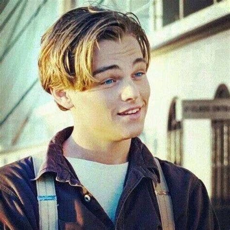 what is dicaprio s haircut called 650 best the titanic