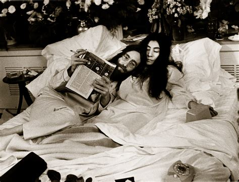 john lennon bed in who slept here rooms with a past the city traveler