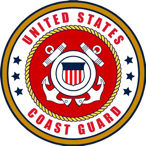 Cost Garde U S Coast Guard Logo Cad 2 00 Irononsticker
