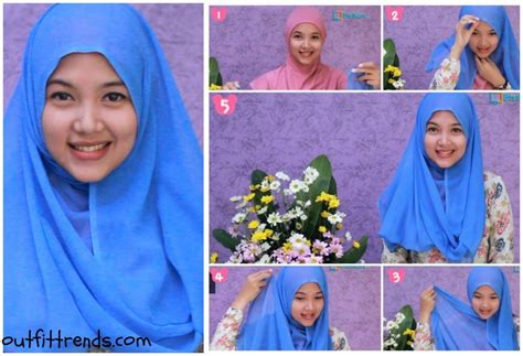 tutorial hijab wisuda simple paris 10 simple hijab paris tutorials you can do less than minute