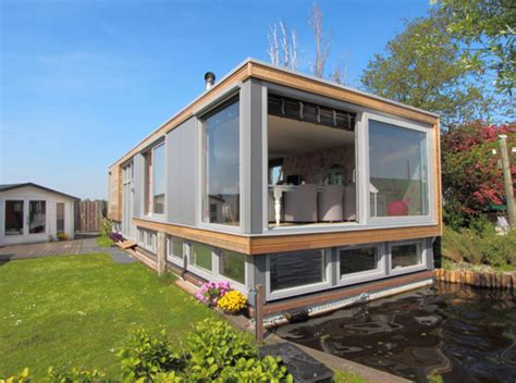 recreatie woonboot recreatie woonboot architect amsterdam floating home