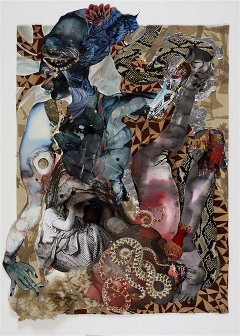 contemporary collage artists wangechi mutu contemporary artists black