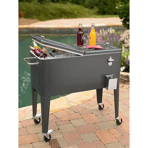Decorative Coolers by Garden Oasis L Bc132pst Decorative Cooler Sears Outlet