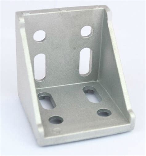 6060 corner angle bracket joint aluminum profile extrusion in corner brackets from home
