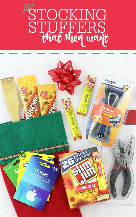 mens stocking stuffers 2016 win christmas stocking stuffers that men want lifestyle
