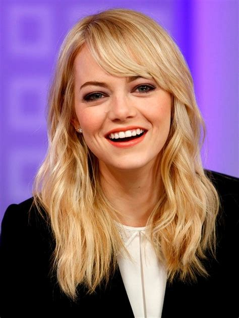 blonde celebrity hairstyles 20 cute lively hairstyles for medium length hair