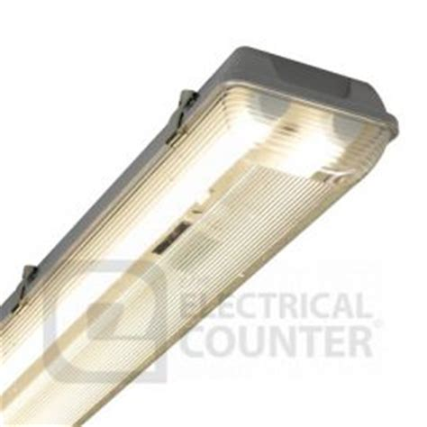 Lu Emergency Led Cmos ansell asled2x4 m3 grey stormloc non corrosive led emergency industrial light 58w ip65