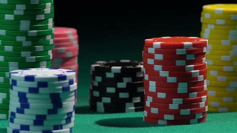 stack up the chips the poker room is open at maryland the difference color of casino chips on the blue table
