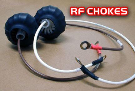 choke rf inductor hydrogen garage store hydroxy fuel from water
