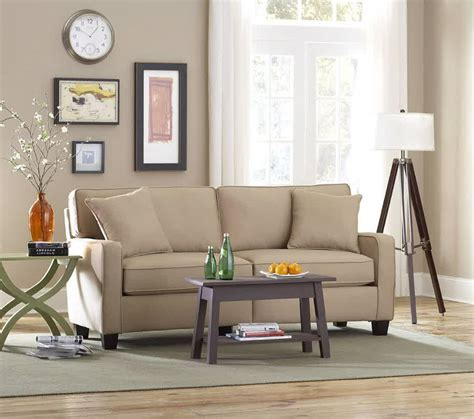 Apartment Furniture Sectional Apartment Size Sectional Selections For Your Small Space