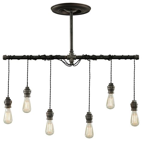 Industrial lighting fixtures modern style living room island for small