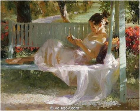 swing french vladimir volegov art for sale housepaintingsale com