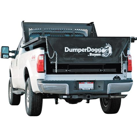 truck bed inserts dumperdogg pickup dump insert steel fits 6ft bed