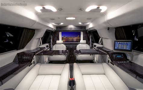 Custom Cadillac Escalade Interior by Dr Dre S Custom Cadillac Escalade Is Mansion On Wheels