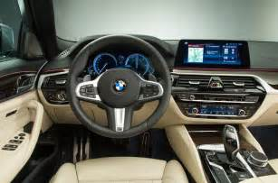 Bmw 5 Series Interior Bmw 5 Series Why Do All Interiors To Look The Same