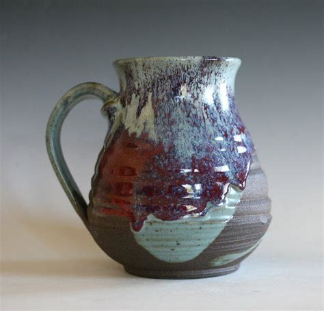 coffee mug handleless large ceramic cup with by extra large 32 oz coffee mug handthrown from ocpottery on