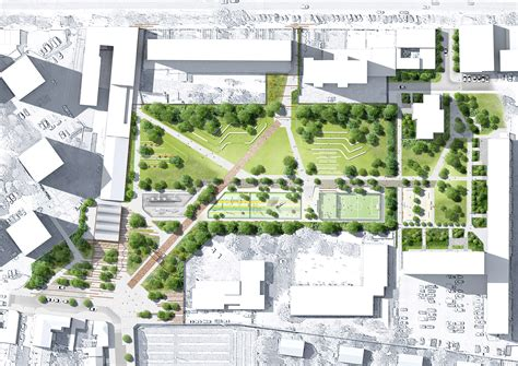 plan masse architecture pinterest plan masse du parc diderot graphisme pinterest plan