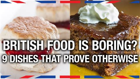 8 Treats Everyone Should Try by 9 Dishes Everyone Should Try Anglophenia Ep 2