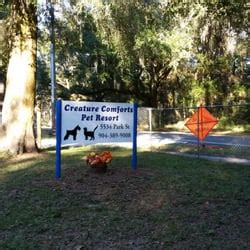 Creature Comforts Pet Resort Pet Sitting 5534 Park St