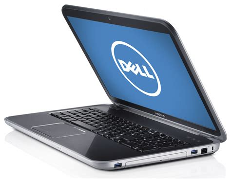 Laptop Dell I7 17 Inch dell inspiron 17r 17 inch notebook windows 8 intel i7 3632qm 8gb 1 0tb moon silver