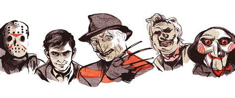 film cartoon horror horror movie characters horror movies horrorfilms
