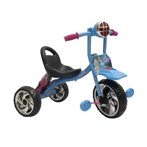 Princess Biru jual wimcycle sepeda princess anak roda 3 biru