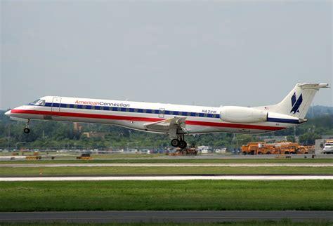 United Flight americanconnection