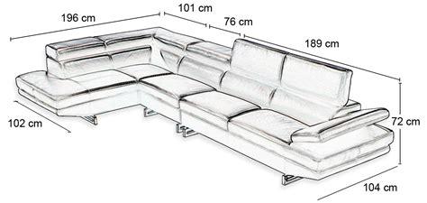 canape d angle taille canape d angle sur mesure