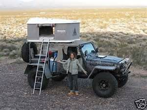 Roof Tent For Jeep Wrangler Jeep Roof Tent Overland Trailers Roof Top Tents