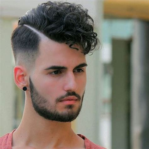 side sweep haircut boys 80 cool enough side swept hairstyle for men