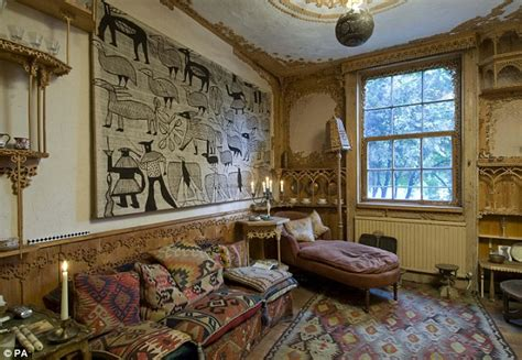 islamic design house london pictured inside britain s most lavish two up two down that could be lost to the