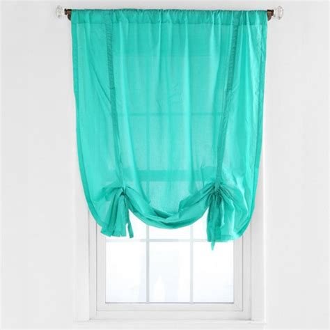 curtains tie up diy tie up curtain projects for the place pinterest