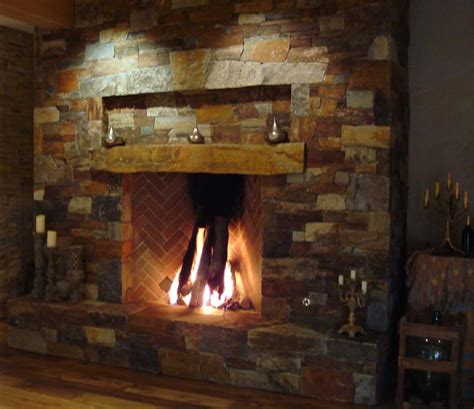 fireplace building materials rumford dealers
