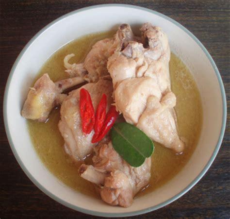 cara membuat opor ayam sederhana resep masakan opor ayam enak dan cara membuat