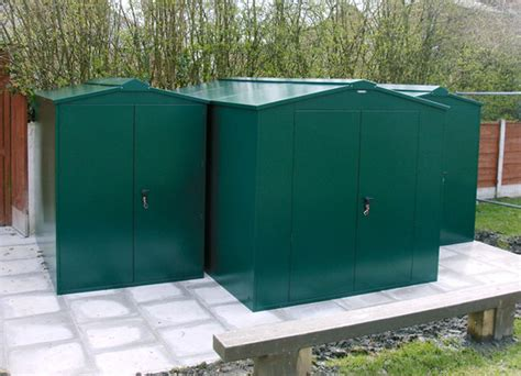 metal storage sheds secure storage at asgard