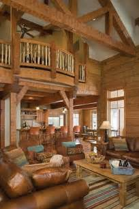 Interior Pictures Of Log Homes by Amazing Log Cabin Interior Only In My Dreams