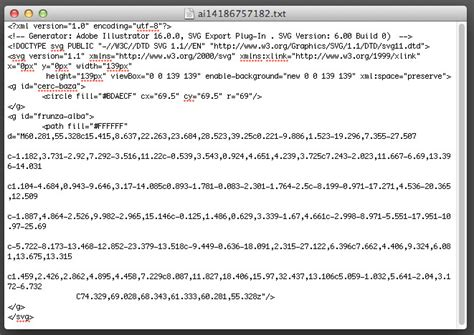 format xml sublime imaginile svg scalable vector graphics