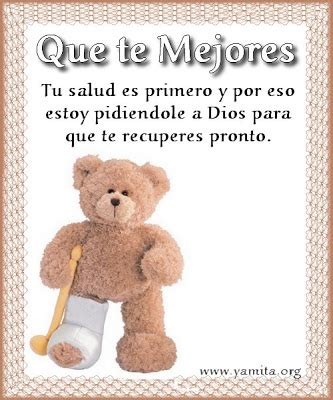 Imagenes Con Frases Que Te Mejores Pronto | imagenes con frases de recuperate pronto imagenes con frases